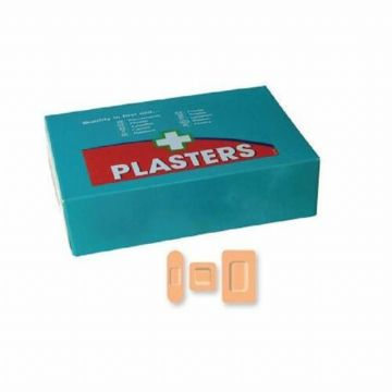 Wallace Cameron Assorted Wash Proof Plasters / Pack of 150
